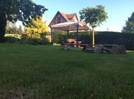 Ferienwohnung am Reinhardswald, Trendelburg