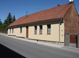 Ferienwohnung Helbing, Marlishausen (Elleben yakınında)