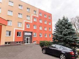 Garni Hotel Tachov, Tachov (Milíře yakınında)