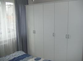 Comfortable apartment in Teplice, Teplice (Lysec yakınında)