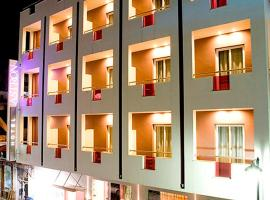 Hotel Astron, Kardítsa