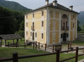 Sassiglioni Vacanze, Gravagliana (Varallo yakınında)