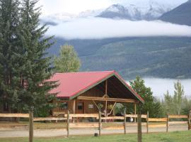 Black Lodge, Valemount (Red Pass Junction yakınında)