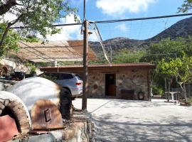 Agrompelo House, Agros (Khandria yakınında)