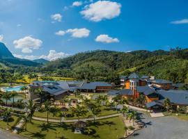 Estância Ribeirão Grande, Jaraguá do Sul (Grota Funda yakınında)