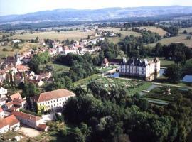 Gites de la Filaterie, Cormatin (рядом с городом Мале)