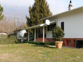 villa curti, Sorico