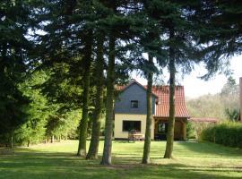 Mirow-Lärz- Ruhe Pur- Wald&See - Haus mit Grundstück&Wald, Lärz