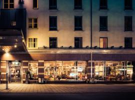 Clarion Hotel Örebro, Эребру