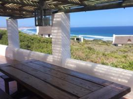 Eco Friendly Beachhouse, Boggomsbaai