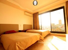 Welcome Arabesque Hotel