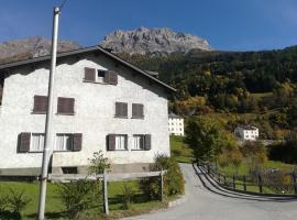 Casa Vacanza Ponte Aino, Poschiavo (La Rösa yakınında)