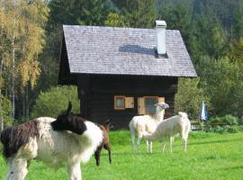 Hütte zum Verlieben, Gurk (Pisweg yakınında)