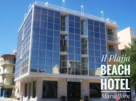 Il-Plajja Hotel, Марсалфорн