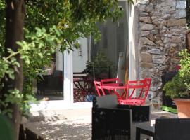 La petite maison en Provence, Пегома (рядом с городом Орибо-Сюр-Сиань)