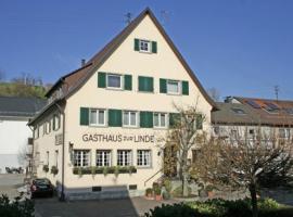 Gasthaus Linde, Baden-Baden (Steinbach yakınında)