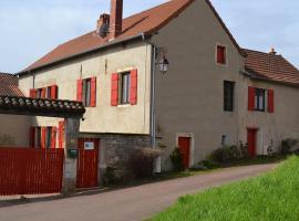 La Follye Mancey, Mancey (рядом с городом La Chapelle-sous-Brancion)