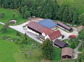Einkehrhof Poggau, Reinsberg
