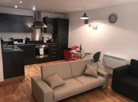 Jo Morello Apartment - City Centre luxury flat (sleeps 6)