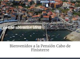 Pension Cabo, Finisterre (Fisterra yakınında)