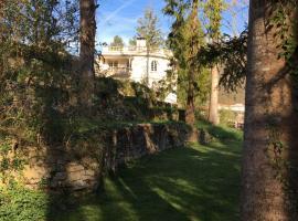 Chateau Amélie, Thoirette (рядом с городом Cornod)