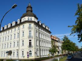 Hotel Fürstenhof, Rathenow (Wassersuppe yakınında)