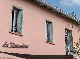 La Massoterie, Théza