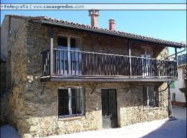 Casa Rural Valdecorneja, Hoyorredondo