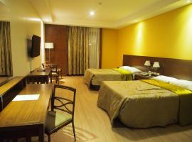 Mansion Garden Hotel, Sampong