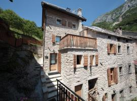 Albergo Diffuso Valcellina e Val Vajont in Casso, Casso