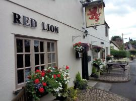 Red Lion Inn, Little Budworth