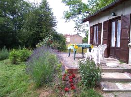 Holiday home Rue du Clairbois, Saint-Maurice-aux-Forges (рядом с городом Баккара)