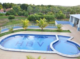 Hotel Bela Vista, Batalha (Piripiri yakınında)
