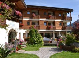 Hotel Ortler, Ultimo (Santa Gertrude nella Val d'Ultimo yakınında)