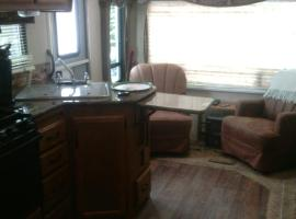 Whispering Woods RV Rental, New Glasgow