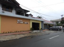 Bahari Family Hotel, Bitung (рядом с городом Girian)