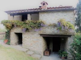 Casa Manu, Capolona (Vezza yakınında)