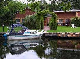 Ferienanlage am Havelkanal BRA 030, Ketzin (Päwesin yakınında)