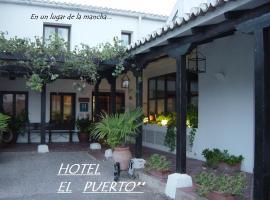 Hotel El Puerto, Puerto Lápice