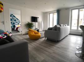 La Suite Emoji - SDP, Лани (рядом с городом Annet-sur-Marne)