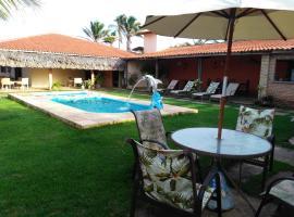 Casa de Temporada Praia Taiba, Taíba (Pecém yakınında)