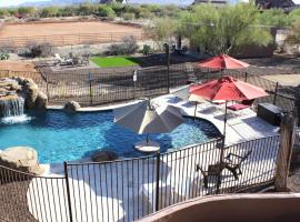 Western Casita w/ Pool in Sonoran Desert