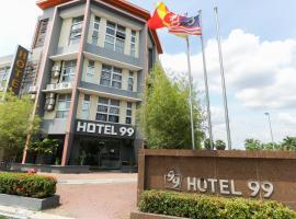 Hotel 99 Botanik Klang