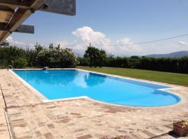 Villa Azzolina, Pozzo