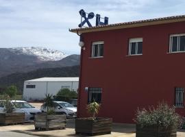 Hostal Asturias, Jarilla