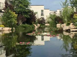 日照北海锦华禅茶客栈 Rizhao Beihai Jinhua Zen Tea Villa, Rizhao (Liangcheng yakınında)