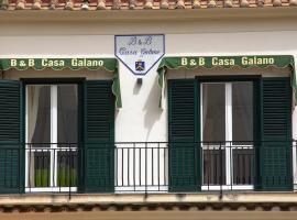 Casa Galano, Cetara