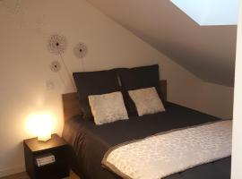 Appartement St Fiacre, Ансени (рядом с городом Drain)