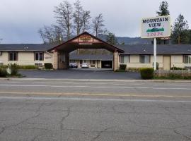 Mountain View Inn Yreka CA, Yreka