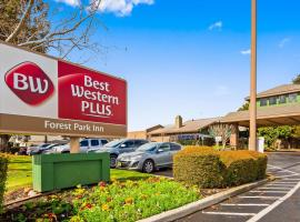 Best Western Plus Forest Park Inn, Gilroy